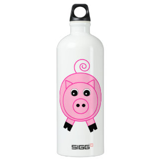 Porco cor-de-rosa