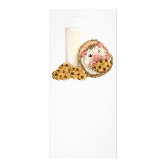 Porco do biscoito 10.16 x 22.86cm panfleto