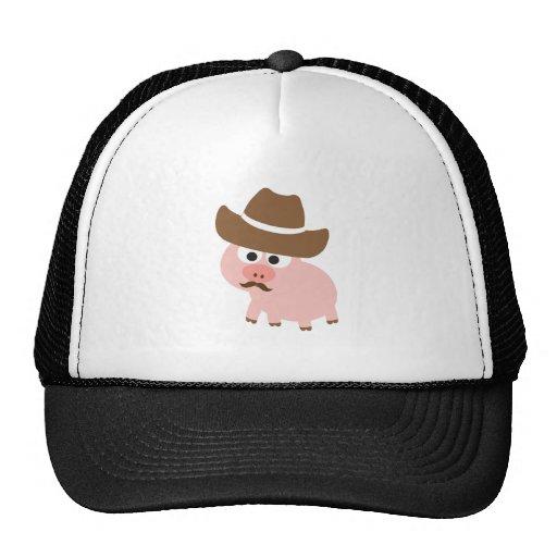 Porco do vaqueiro bone