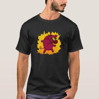 Porco ímpio! camiseta