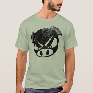 Porco mestre do scrum camiseta