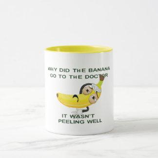 porque banana empreendedores a caneca engraçada da