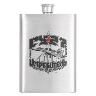 Porta Bebida (Су-27) garrafa clássica do clássico da garrafa