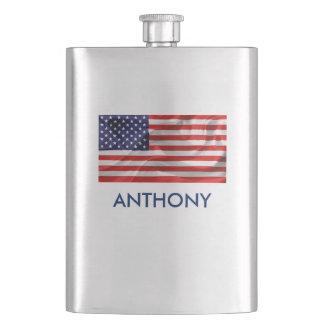 Porta Bebida A bandeira dos Estados Unidos da América