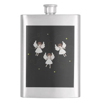 Porta Bebida Anjos do Natal