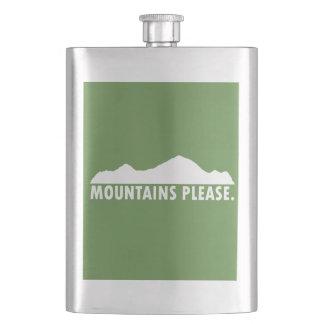 Porta Bebida As montanhas satisfazem