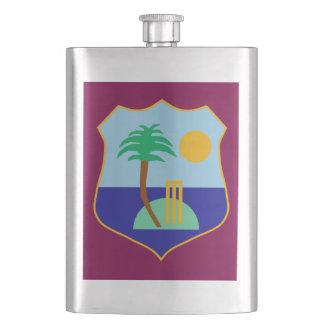 Porta Bebida Bandeira do grilo das Índias Ocidentais