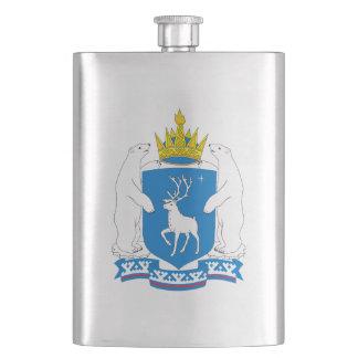 Porta Bebida Brasão de Yamal-Nenetsia