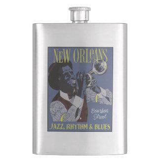 Porta Bebida Garrafa da música de Nova Orleães