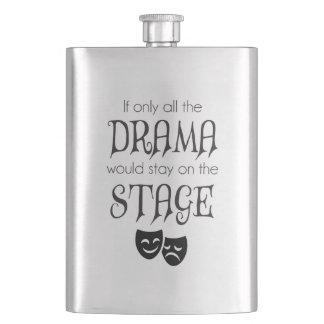 Porta Bebida Toda a garrafa do drama