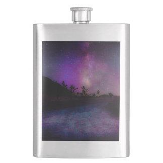 Porta Bebida Via Láctea do parque nacional de árvore de Joshua