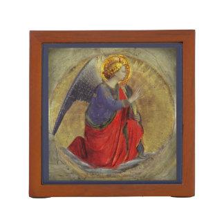 Porta Caneta Anjo do aviso por Fra Angelico