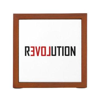 Porta Caneta Arte do amor da revolução