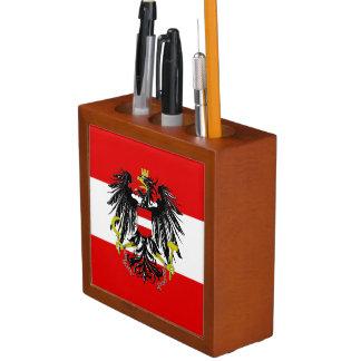 Porta Caneta Bandeira austríaca