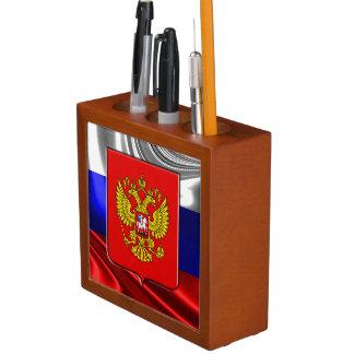 Porta Caneta Brasão do russo
