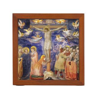 Porta Caneta Cena medieval da Sexta-feira Santa