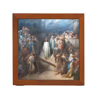 Porta Caneta Cristo que deixa Praetorium