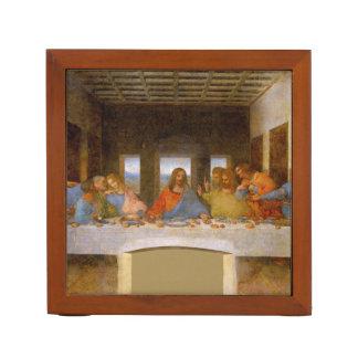 Porta-caneta Da Vinci a última ceia