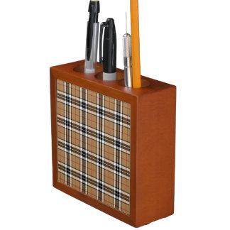 Porta-caneta Organizador da mesa do camelo de Thomson