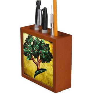 Porta-caneta Organizador pequeno da mesa de Aldrichs 2