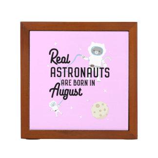 Porta Caneta Os astronautas são em agosto Ztw1w nascidos