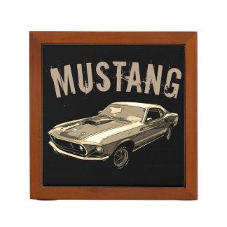 Porta Caneta Poder mecânico do mustang