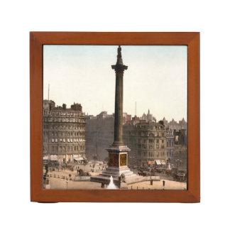 Porta-caneta Quadrado de Trafalgar Londres Inglaterra