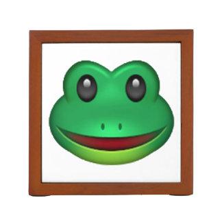 Porta Caneta Sapo - Emoji