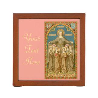 Porta Caneta St. Clare de Assisi & das freiras (SAU 27)