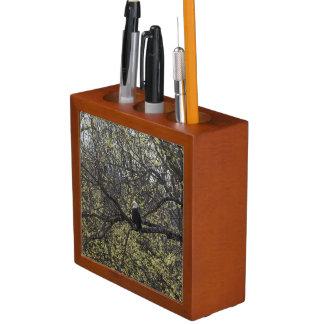 Porta-caneta Vigia de Eagle Painterly