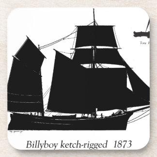 Porta-copo 1891 Billyboy - fernandes tony