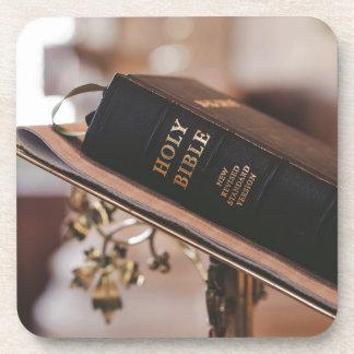 Porta-copo A Bíblia Sagrada