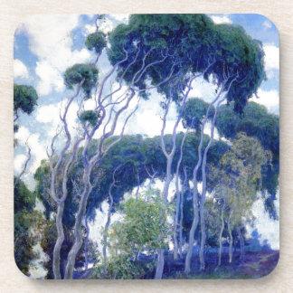 Porta-copo A cara aumentou - eucalipto de Laguna - obra-prima