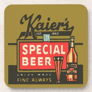 Porta-copo A cerveja especial de Kaier