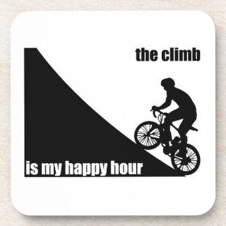 Porta-copo A escalada é meu happy hour