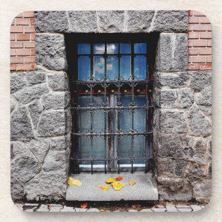 Porta-copo A janela velha