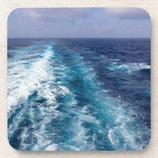 Porta-copo acordar de um navio de cruzeiros