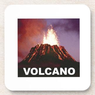 Porta-copo Alegria do vulcão