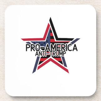 Porta-copo Anti-Trunfo de Pro-América