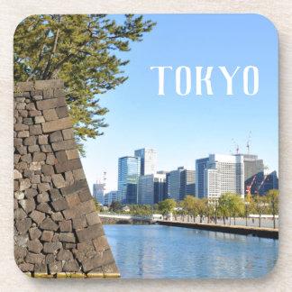 Porta-copo Arranha-céus em Tokyo, Japão