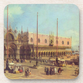 Porta-copo as portas copos ajustaram-se de 6 San Marco Venise