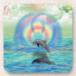 Porta-copo Ascensão do golfinho