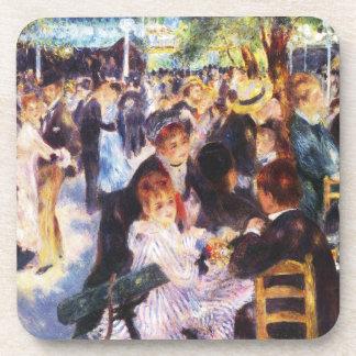 Porta-copo Auguste Renoir - dance no la Galette de Le moulin