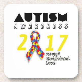 Porta-copo Autismo 2017 da consciência do autismo