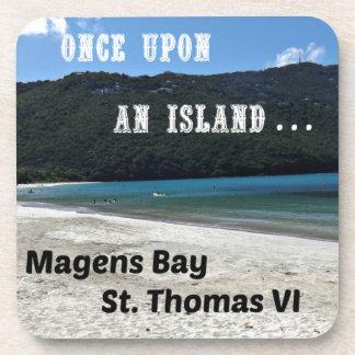 Porta-copo Baía de Magens, St Thomas VI
