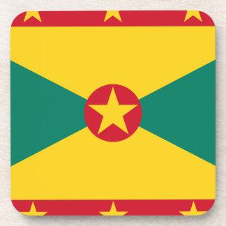 Porta-copo Baixo custo! Bandeira de Grenada