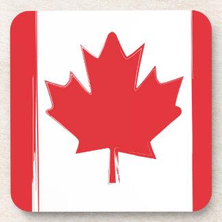 Porta-copo Bandeira de Canadá