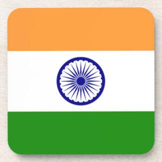 "Porta-copo Bandeira indiana ""Tiranga "" da boa cor"