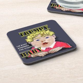 Porta-copo Bebê de Trumpy - portas copos - grupo de 6