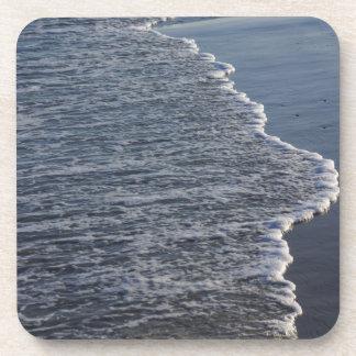 Porta-copo Beleza da linha costeira